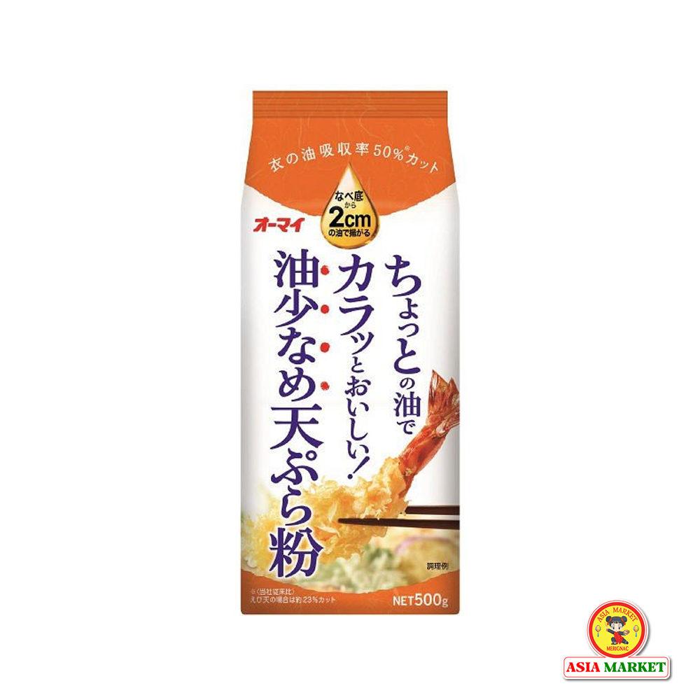 Farine amidon Japonais