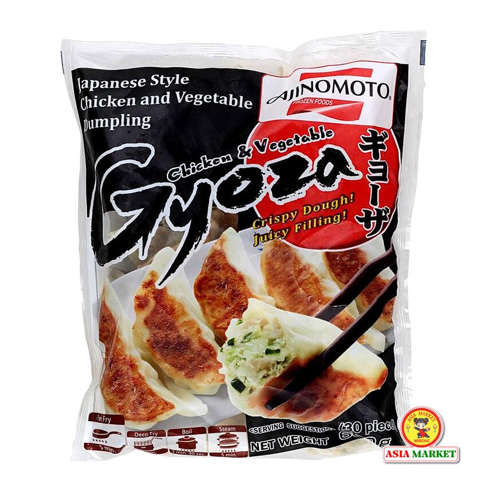 Gyoza japonais