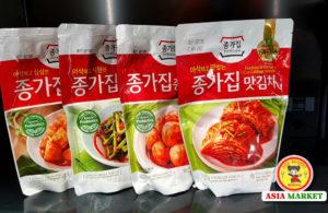 Jongga Premium Kimchi - Alimentation Coréenne