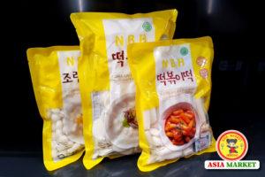 Toutes nos spécialités coréennes